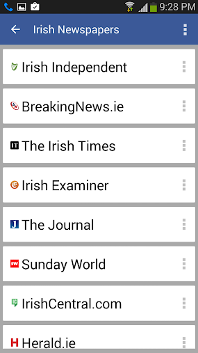 Irish Newspapers APK