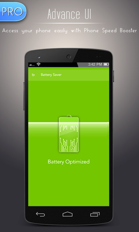 Phone Speed Booster Pro Screenshot 5
