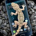 App Gecko in Phone scary joke APK for Kindle