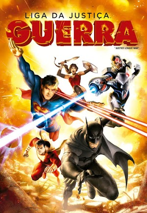 Watch Justice League: War (2014) Full Movie Online Free
