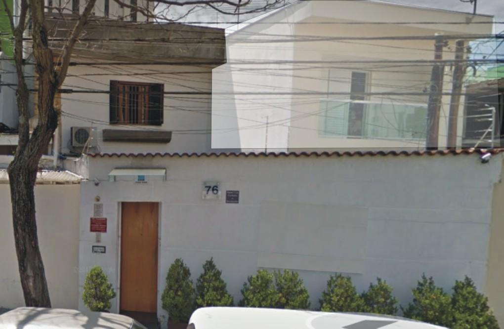 Sobrado comercial para locação de 230m² em São Bernardo do Campo.