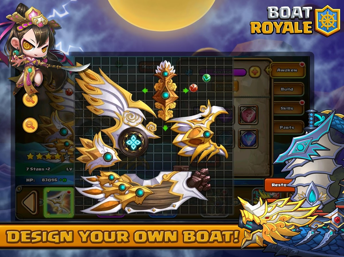 Boat Royale Screenshot 3