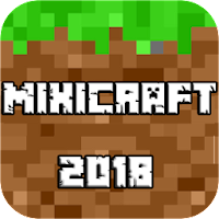 Mixi Craft 2018 : 3D island For PC