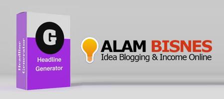 Buntu Idea Artikel & Promosi? Headline Generator Pantas Membantu post image