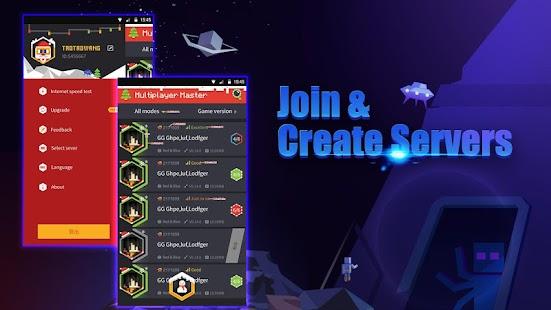 Multiplayer for Minecraft APK baixar