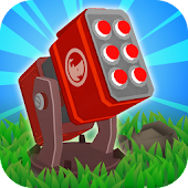 Game Turret Fusion Idle Game version 2015 APK