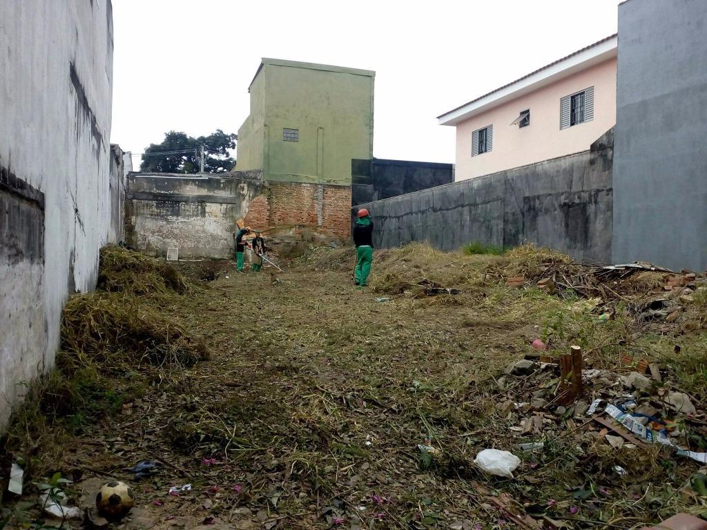 Terreno residencial para venda e locação, Quinta da Paineira