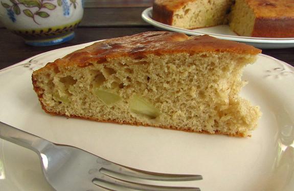 Apple Yogurt Cake With A Cinnamon-Sugar Streak Recipes — Dishmaps