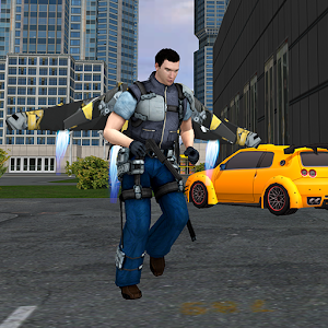 Super Hero Cop for Android