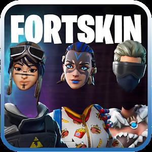 FortSkin - Skin creator Battle Royale For PC / Windows 7/8/10 / Mac – Free Download