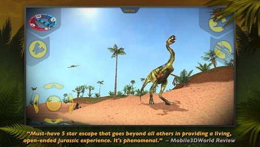 Carnivores: Dinosaur Hunter HD screenshot 3