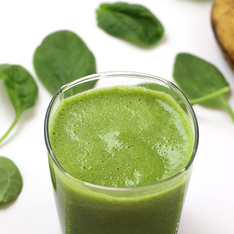 Banana Spinach Smoothie