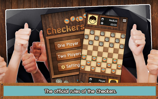 Checkers Master - screenshot