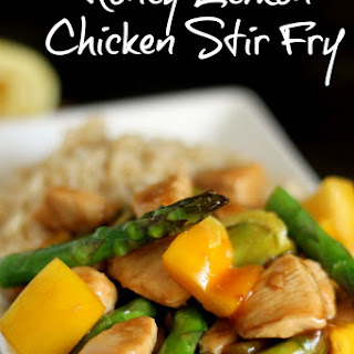 Low Fat Chicken Stir Fry Sauce Recipes