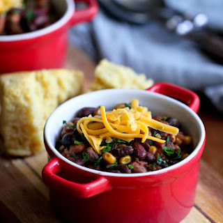 Slow Cooker Vegetarian Chili Beans Recipes