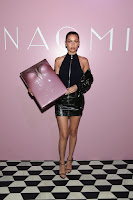 Naomi Campbell Book Launch