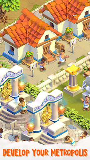 Divine Academy screenshot 1