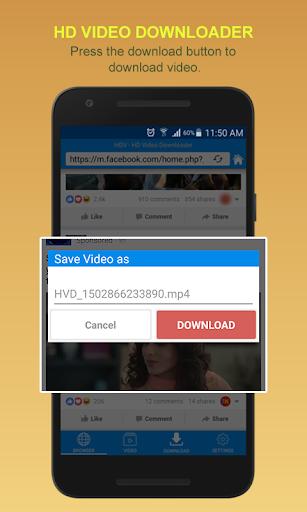 HD Video Downloader screenshot 4