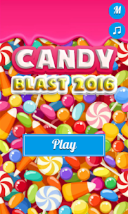 Candy blast 2016 - screenshot