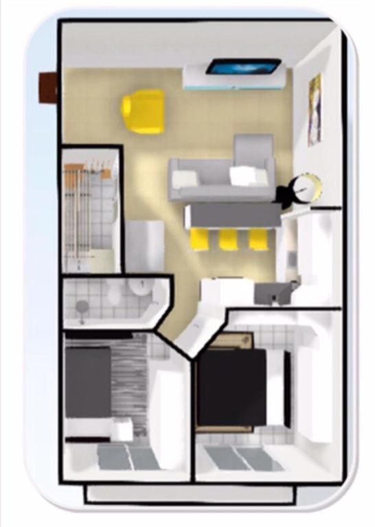 Apartamento Vila Silvestre Santo André