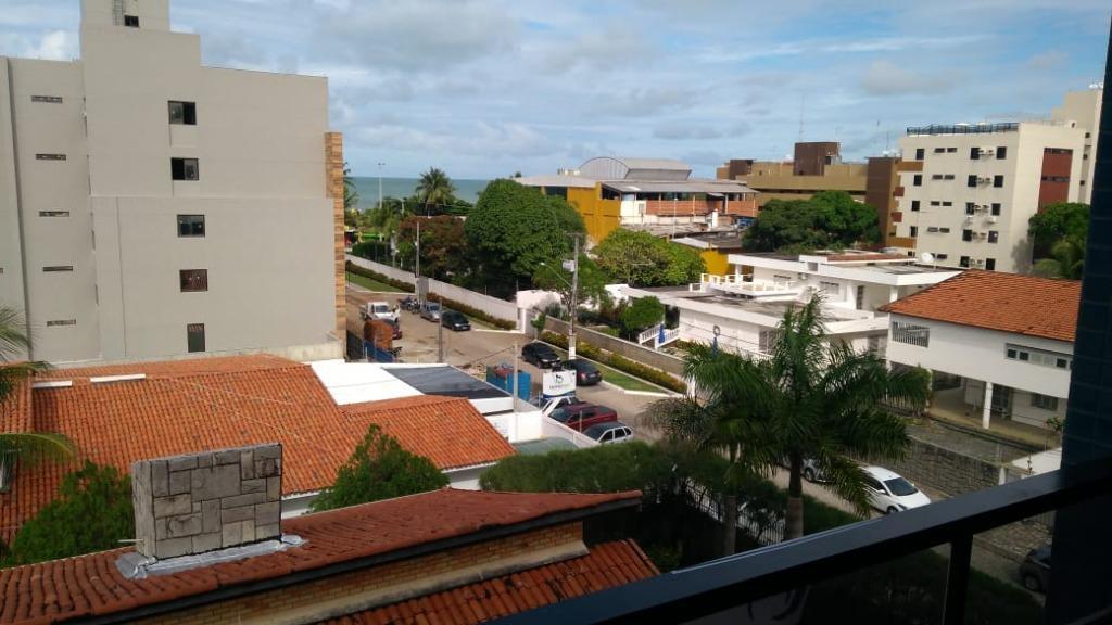 Apartamento com 3 dormitórios à venda, 79 m² por R$ 450.000 - Cabo Branco - João Pessoa/PB