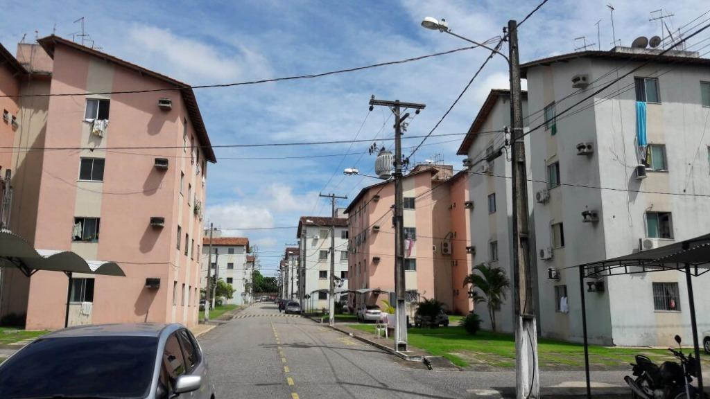 Apartamento residencial para venda e locação, Coqueiro, Anan