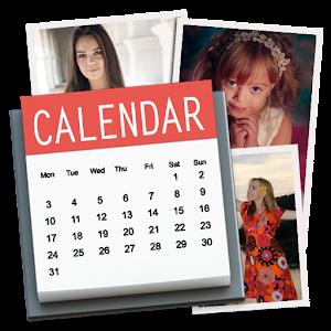 Фото эффекты календари