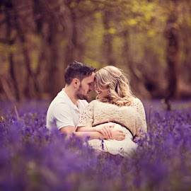 Wes & Patricia by Claire Conybeare - Chinchilla Photography - People Maternity