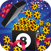 App Coins 8 Ball Pool Gift Prank APK for Kindle