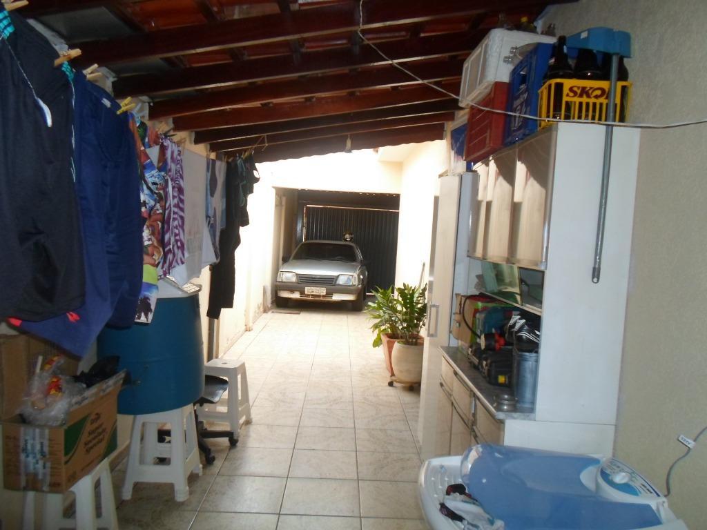 Casa residencial para venda e locação, Jardim Batagin, Santa...