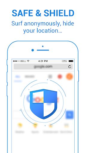 SkyVPN - Secure Free VPN Proxy For PC