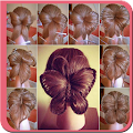 App Easy Hairstyles Tutorial apk for kindle fire