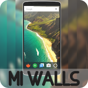 Download ULTRA HD Wallpapers For Xiaomi :  MiWalls for PC