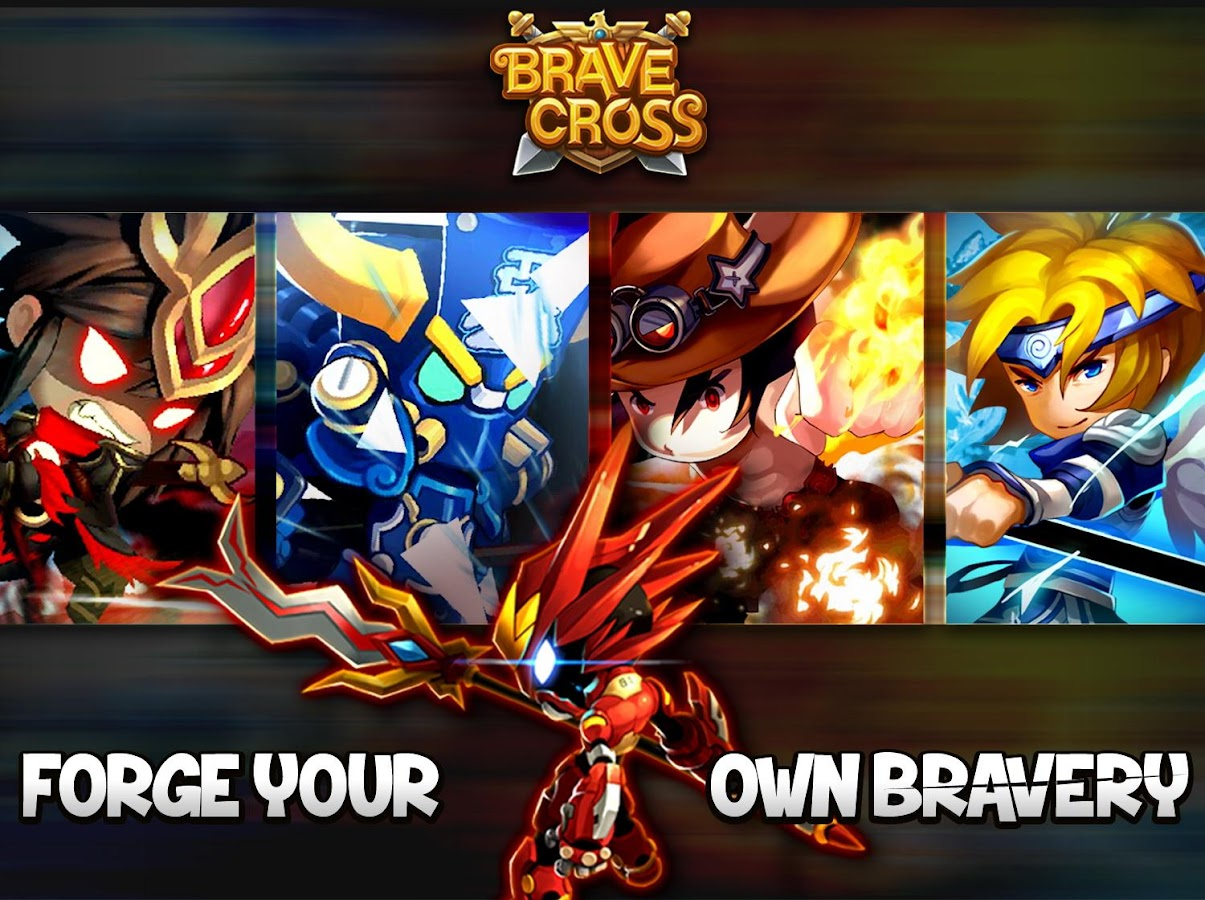Brave Cross Screenshot 13