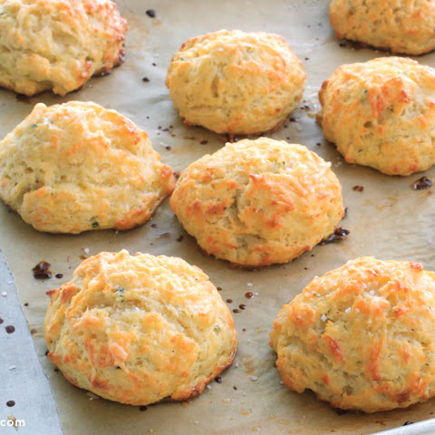 Asiago Cheese Scones