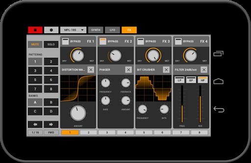 AUDIOID - screenshot