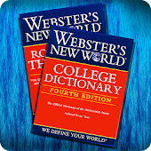 Download  Webster's Dictionary+Thesaurus  Apk
