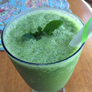 Chimp Mint Smoothie