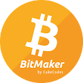 App BitMaker Free Bitcoin/Ethereum apk for kindle fire