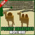Pocket Creatures Mod Minecraft APK baixar