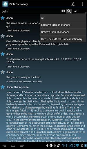 The Original Bible Dictionary® OFFLINE screenshot 7