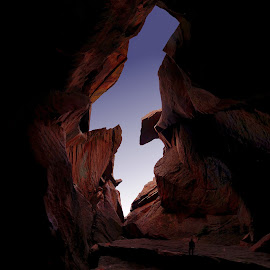 by Savon Wyant - Landscapes Caves & Formations