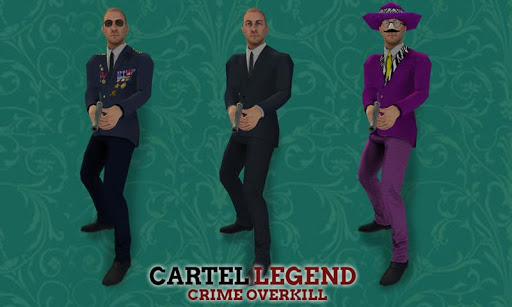 Cartel Legend: Crime Overkill - screenshot