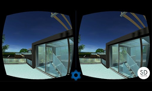 VR Tour Demo - screenshot