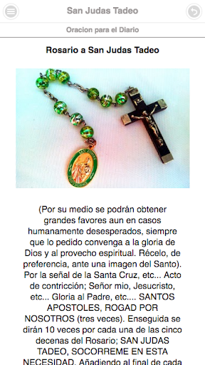 San Judas Tadeo screenshot 4