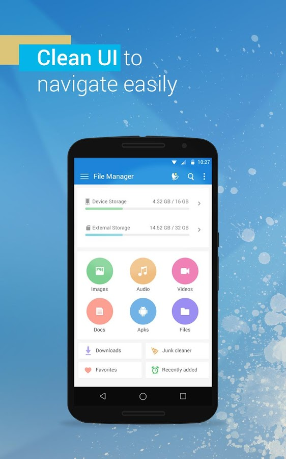 File Manager - File explorer Screenshot 9
