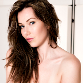 Nicky by Adriaan Oosthuizen - Nudes & Boudoir Boudoir ( topless, rampix photography, nicky phillips, boudoir, brunette, @rampix_mk, saracen, #rampix )