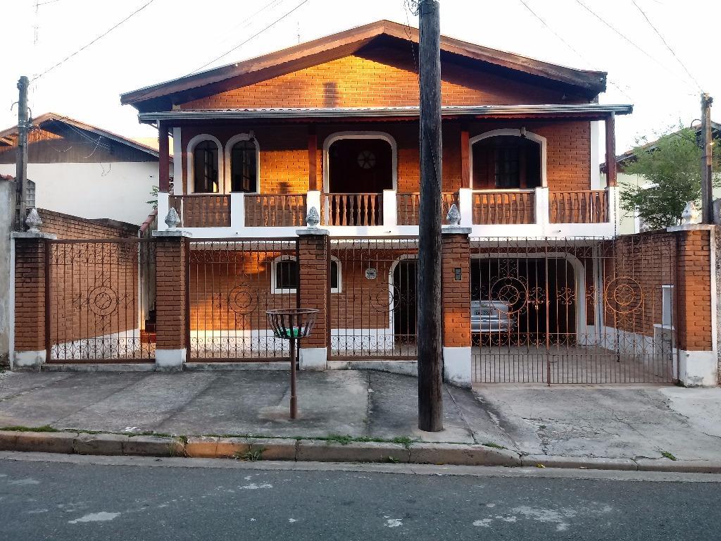 Casa residencial à venda, Jardim Capivari, Campinas.