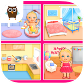 Download Sweet Baby Girl - Dream House APK for Laptop