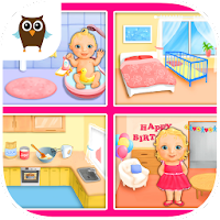 Sweet Baby Girl - Dream House For PC (Windows And Mac)